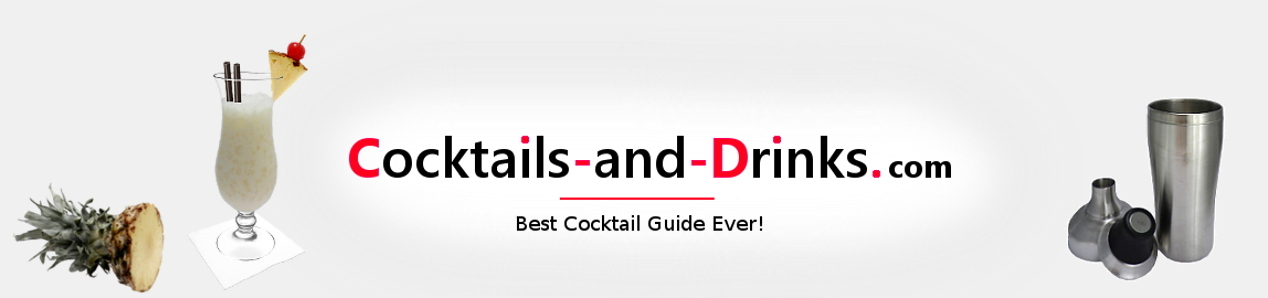 Logo de cocktails-and-drinks.com