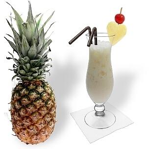 Batida de Coco es un cóctel con coco de Brasil.