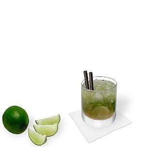 Caipirinha es uno de los cócteles más famosos en todo el mundo para el verano.