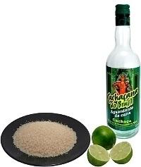 Ingredientes para Caipirinha: Original (éstándar)